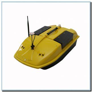 Gele baitboat